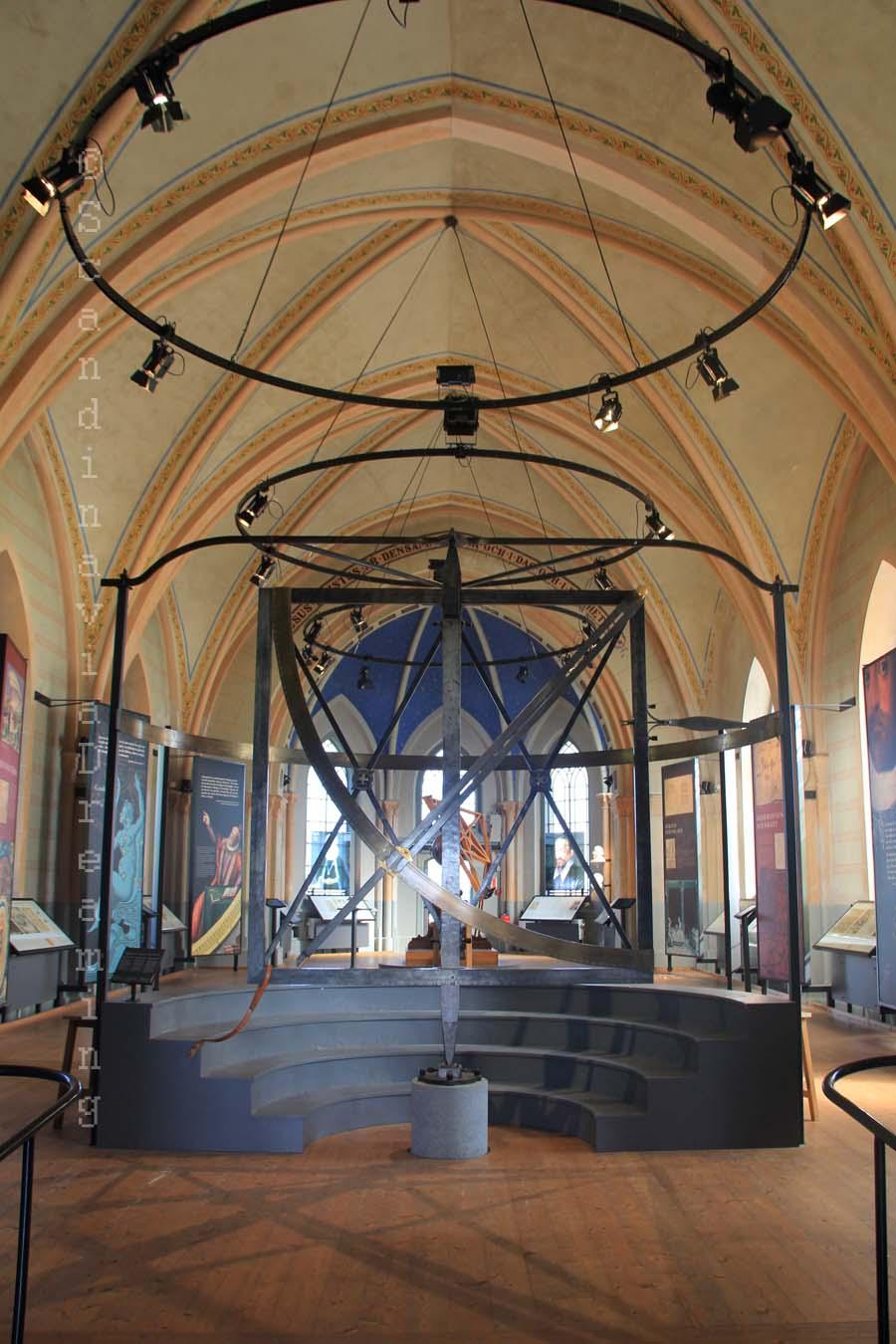 Eglise du musée Tycho Brahe