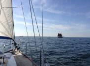 En mer en bonne compagnie