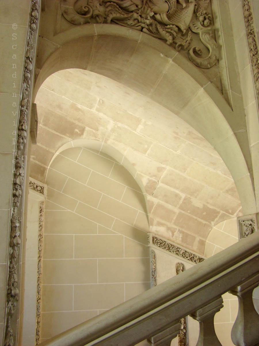 Escaliers de Chveerny
