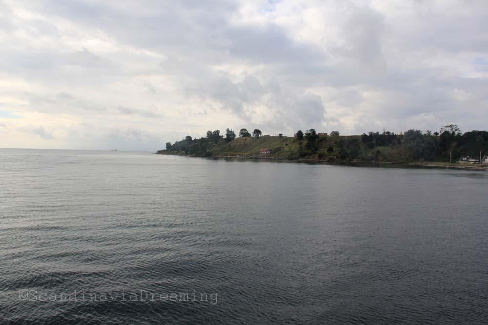 L'île de Ven le matin