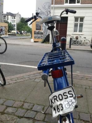 Vélo de Noerrebro