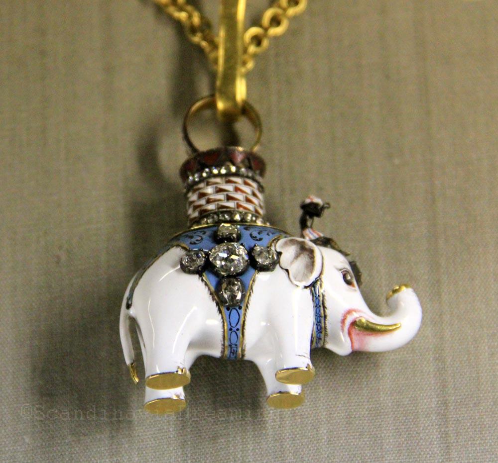 Elephant royal danois