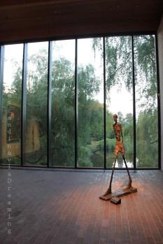 L'homme marchant de Giacometti
