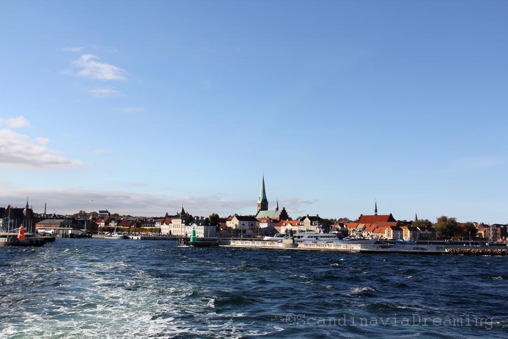 Helsingoer bateau