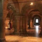Crypte de la cathédrale de Lund
