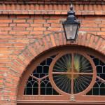 Détail d'une maison de Lund