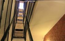 Escalier du Läns Museum