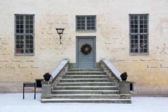 Escalier du château de Kalmar