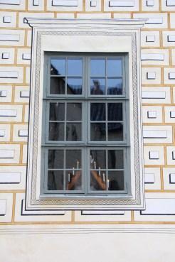 Fenêtre du château de Kalmar