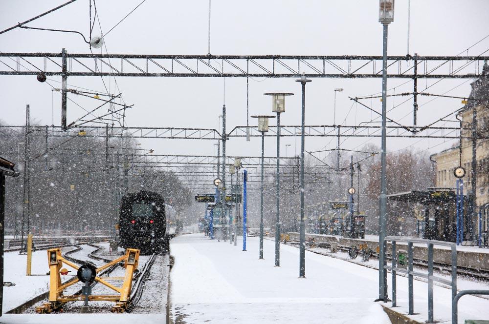 Gare de Kalmar