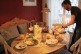 petit-déjeuner nordique