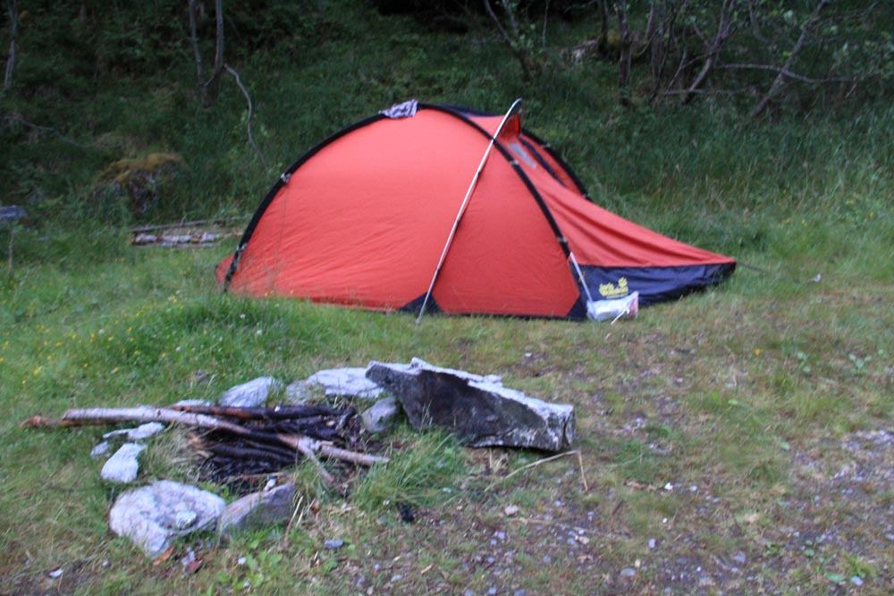 Campement Undredal