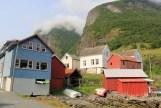 Maison au bord de l'eau d'Undredal