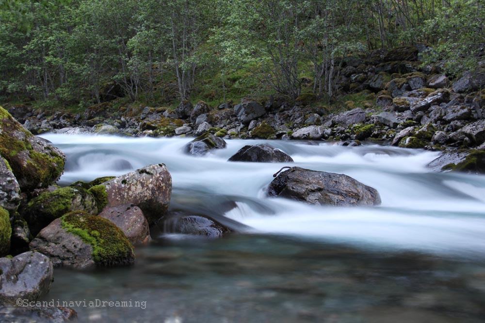 Rivière d'Undredal