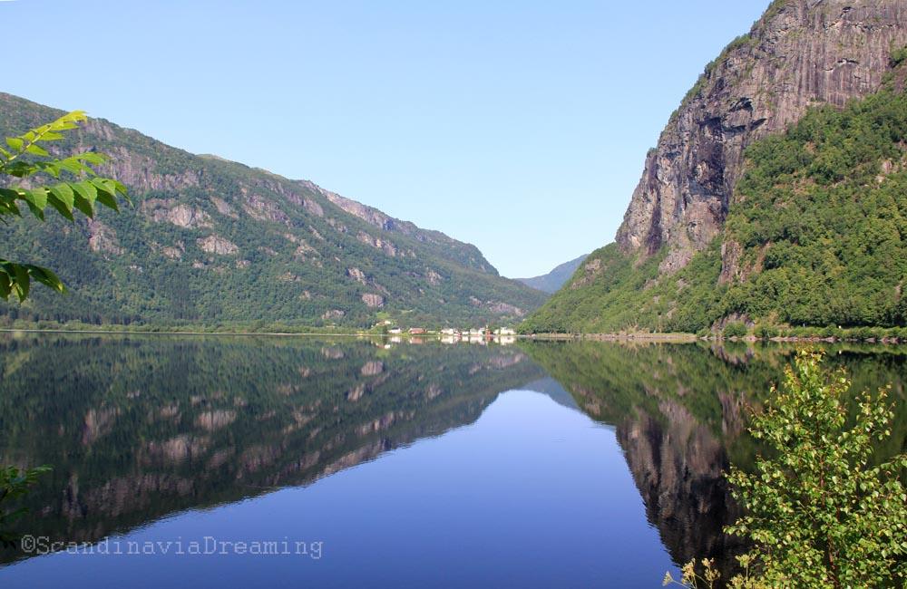 Surface du lac