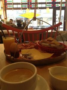 Café matin