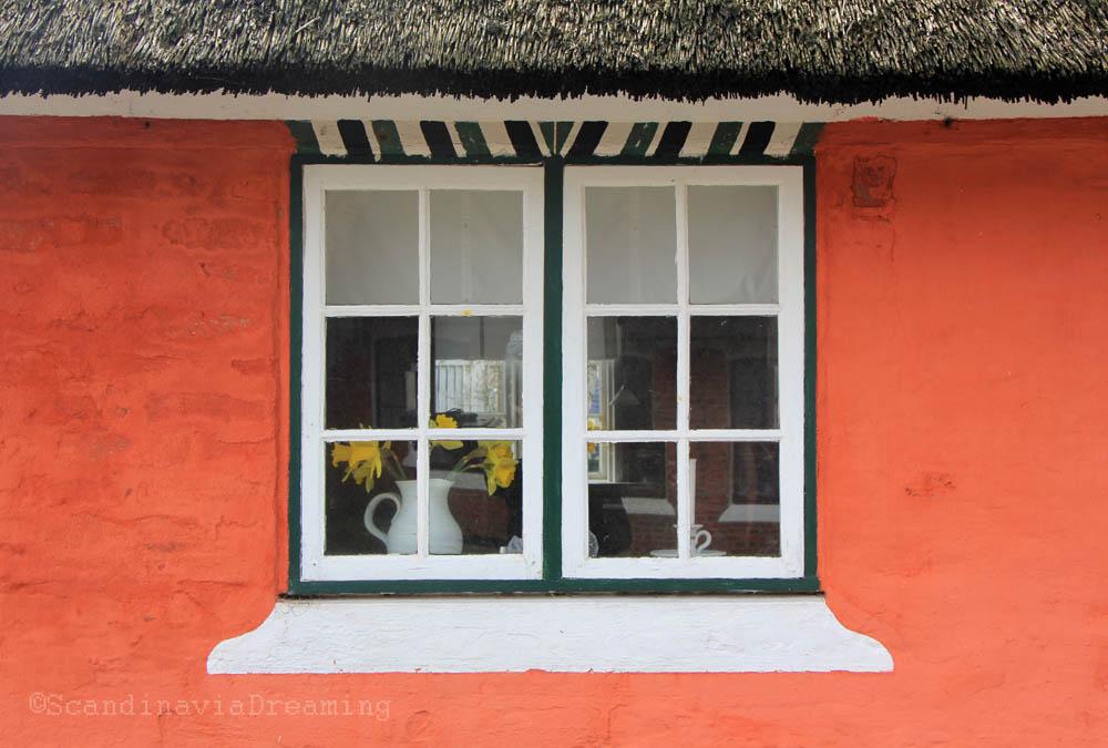 Fenêtre rose
