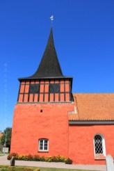 église Svaneke Bornholm