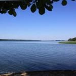 Lac d'Esrum été