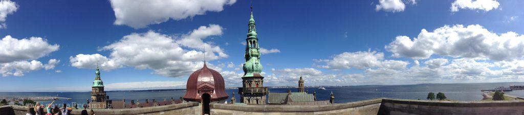 Vue de Kronborg