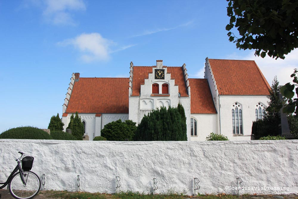 église de Skanör ensemble