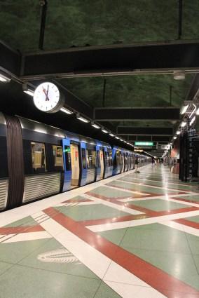 Metro Stock