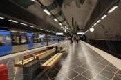 Metro en route
