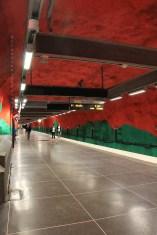 Metro perspective
