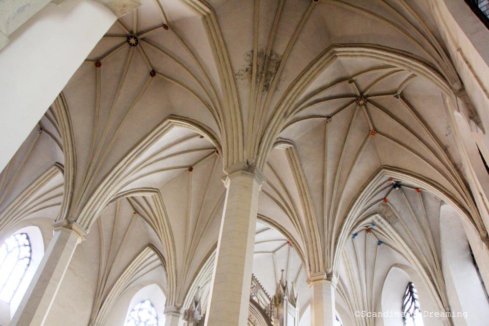 Choeur de l'église Saint Olaf Tallinn