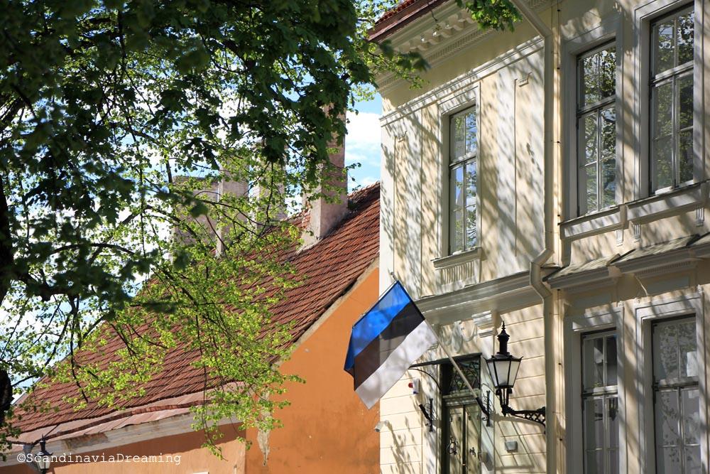Drapeau estonien