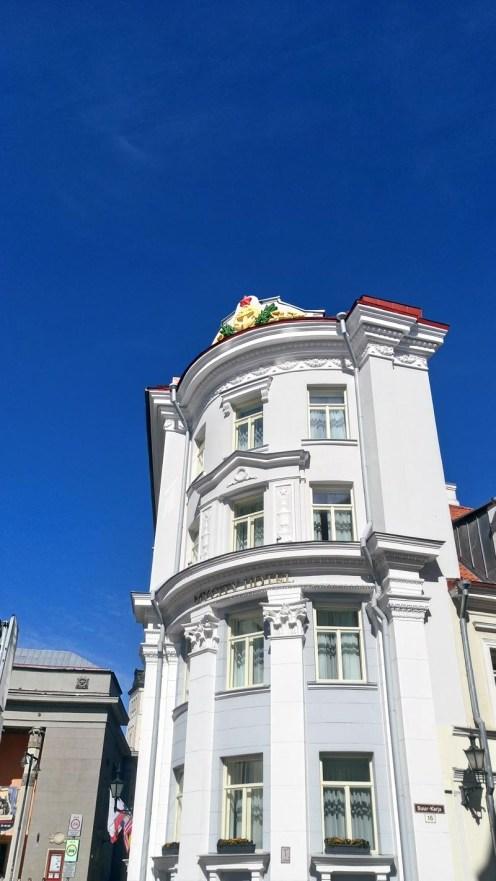 Facade de Tallinn