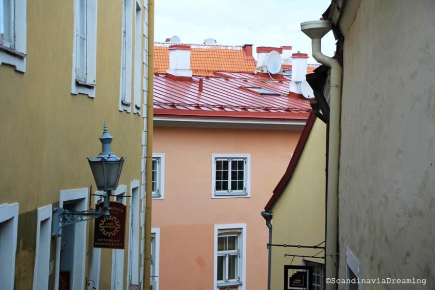 Maisons de Tallinn