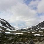 Montagnes norvégiennes