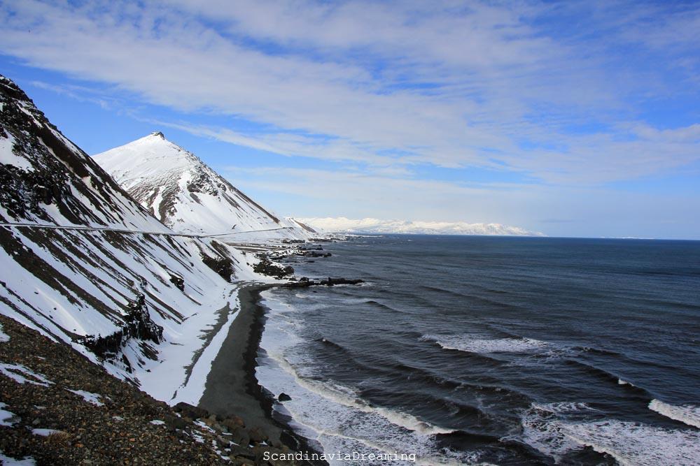 Vers les fjords