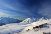 Montagnes et fjord
