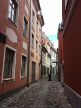 Vieille ville Riga