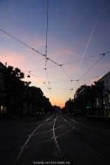 Rails tramway