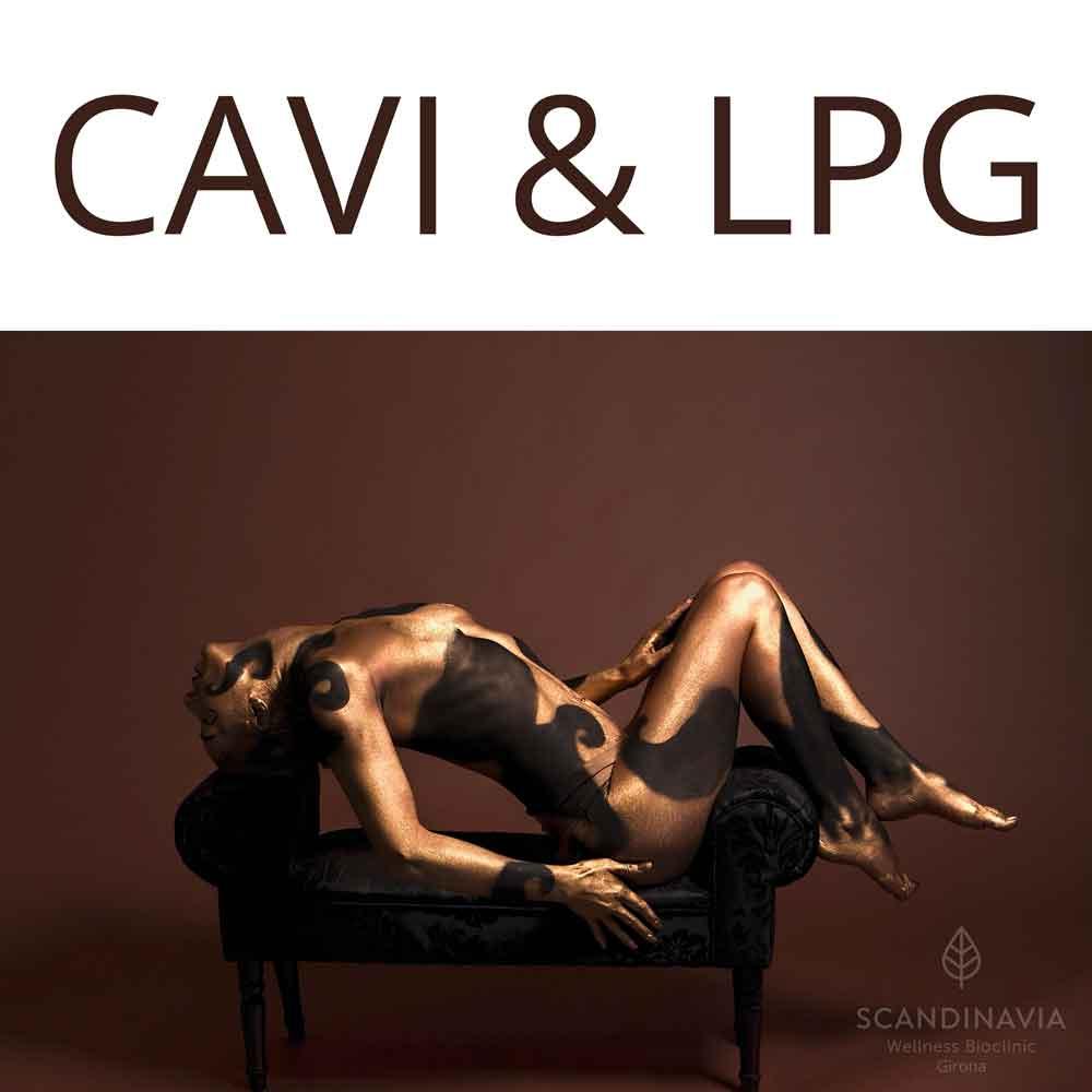 CAVI + LPG ( Cavitació amb LPG)