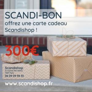 SCANDI-BON 300€