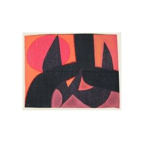 Tapisserie Andrée VILAR (1916-2009) « ICARE »
