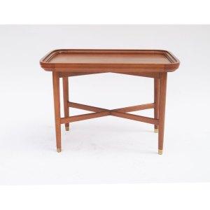 Petite table basse vintage années 50 60
