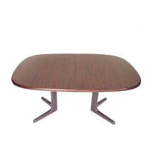 Table de salle à manger palissandre, scandinave années 50 60
