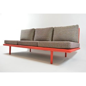 Canapé daybed plateau chiné