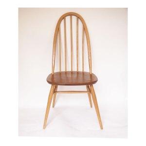 4 chaises Ercol vintage #680