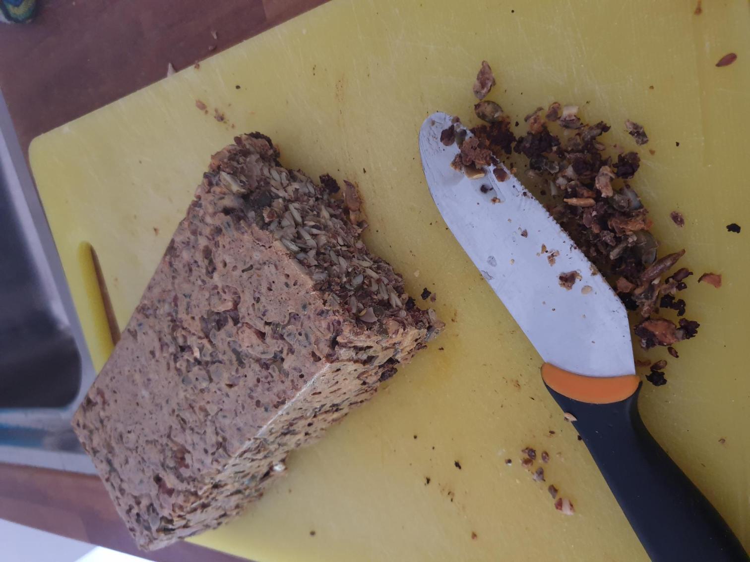 Glutenfri brød med pift af chokolade