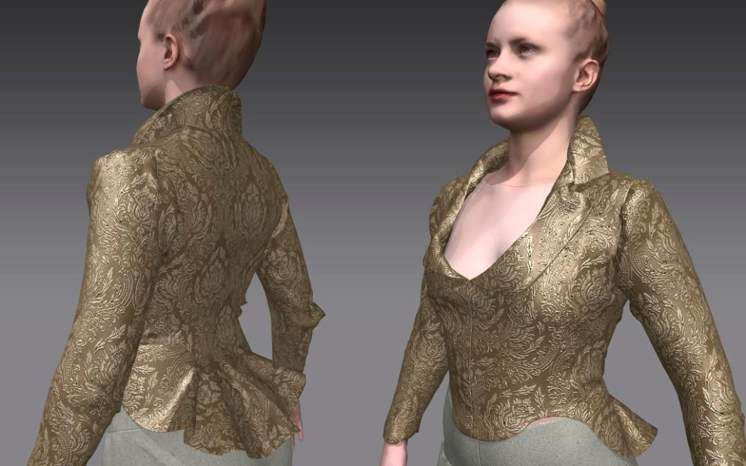 How Fashion Designers Use 3D Scans