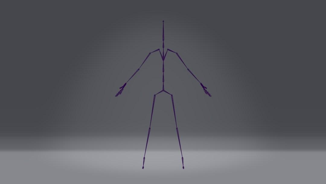 CG Skeleton