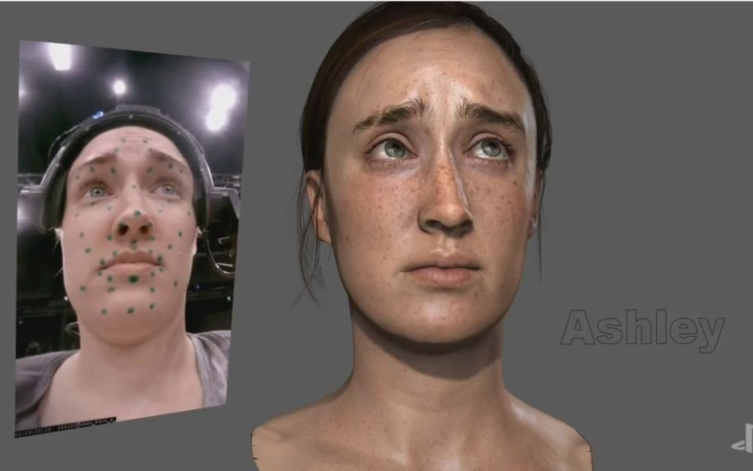 The Last Of Us 2 Facial Motion Capture Technology