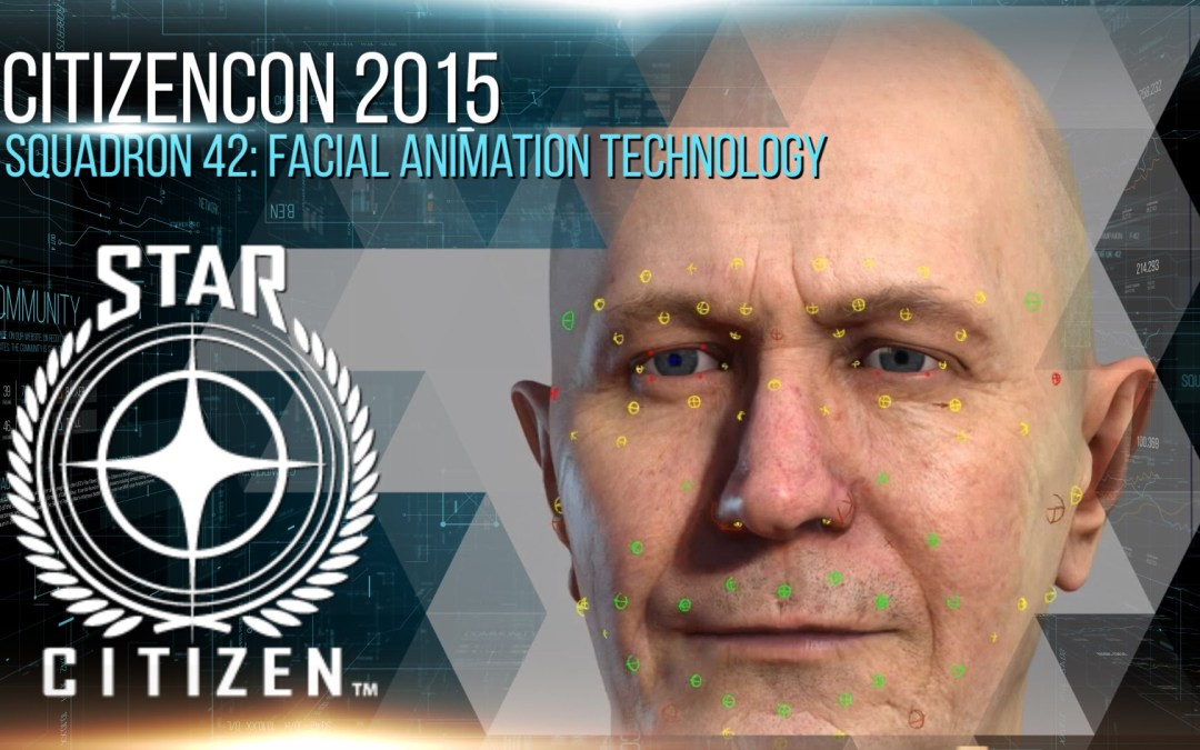 Sqadron 42: Facial Animation Technology