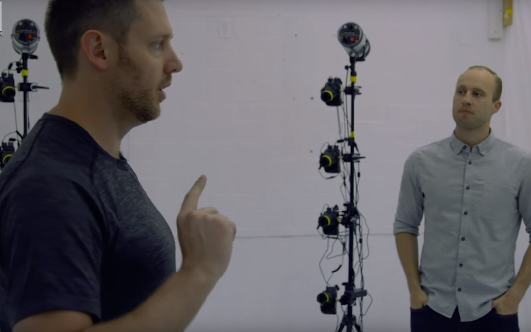 Photogrammetry Rig with Oats Studios